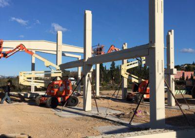 CONSTRUCCIO CLAUS EN MA DE LA NOVA SEU DEL CLUB DE REM DE TORTOSA-10