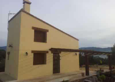CONSTRUCCIO DE CASA DE MONTANYA 2-02
