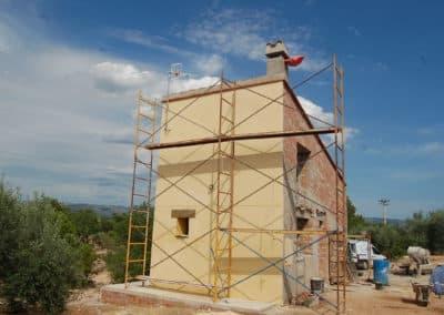 CONSTRUCCIO DE CASA DE MONTANYA 2-18