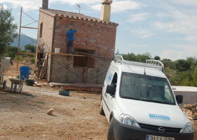 CONSTRUCCIO DE CASA DE MONTANYA 2-19