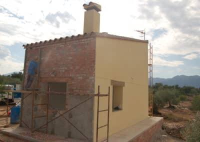 CONSTRUCCIO DE CASA DE MONTANYA 2-20
