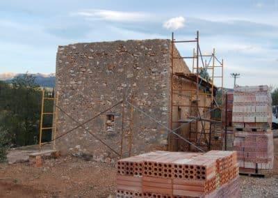 CONSTRUCCIO DE CASA DE MONTANYA 2-21