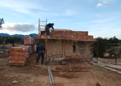 CONSTRUCCIO DE CASA DE MONTANYA 2-24