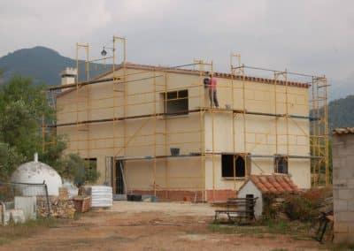 CONSTRUCCIO DE XALET-16