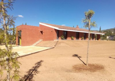 CONSTRUCCIÓ DE XALET 2