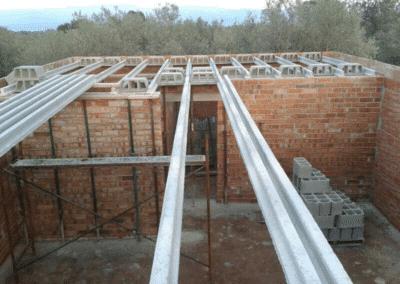 CONSTRUCCIO DE XALET-20