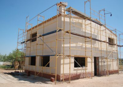 CONSTRUCCIO DE XALET-26