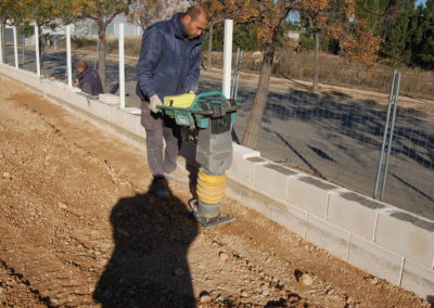 CONSTRUCCIÓ DE FÀBRICA DE FITOSNITARIS CLAUS EN MÀ-28